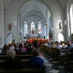 Phantastische Atmosphäre in St. Nikolaus