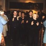 Auftritt in St. Elisabeth (Rothenbaum): 31.5.2000